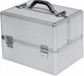 Rozkładany kuferek srebrny z cyrkoniami
