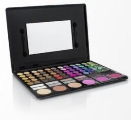 Rainbow Eyes paleta 72 cienie i 6 róży P78-02
